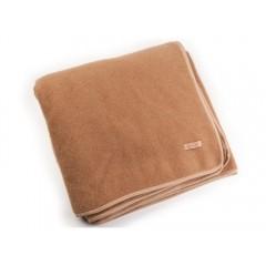 Одеяло из 100% верблюжьей шерсти (беж) 142x200